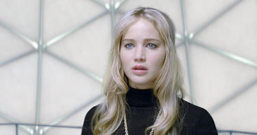 Jennifer Lawrence as Raven Darkholme in &quot;X-Men: First Class.&quot;